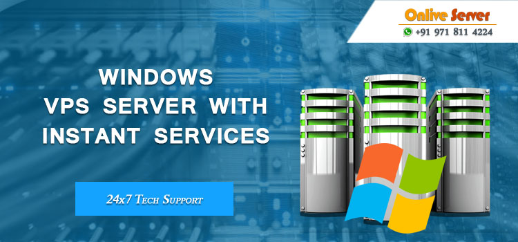 Windows VPS Server Hosting