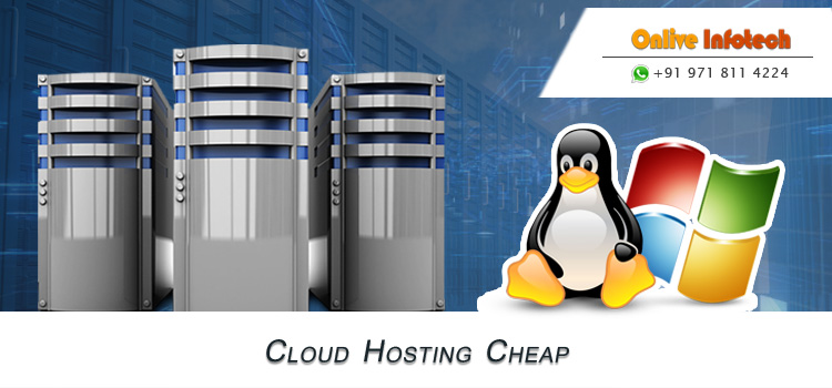 With Cloud Hosting Cheap - Achieve Your Business Goal