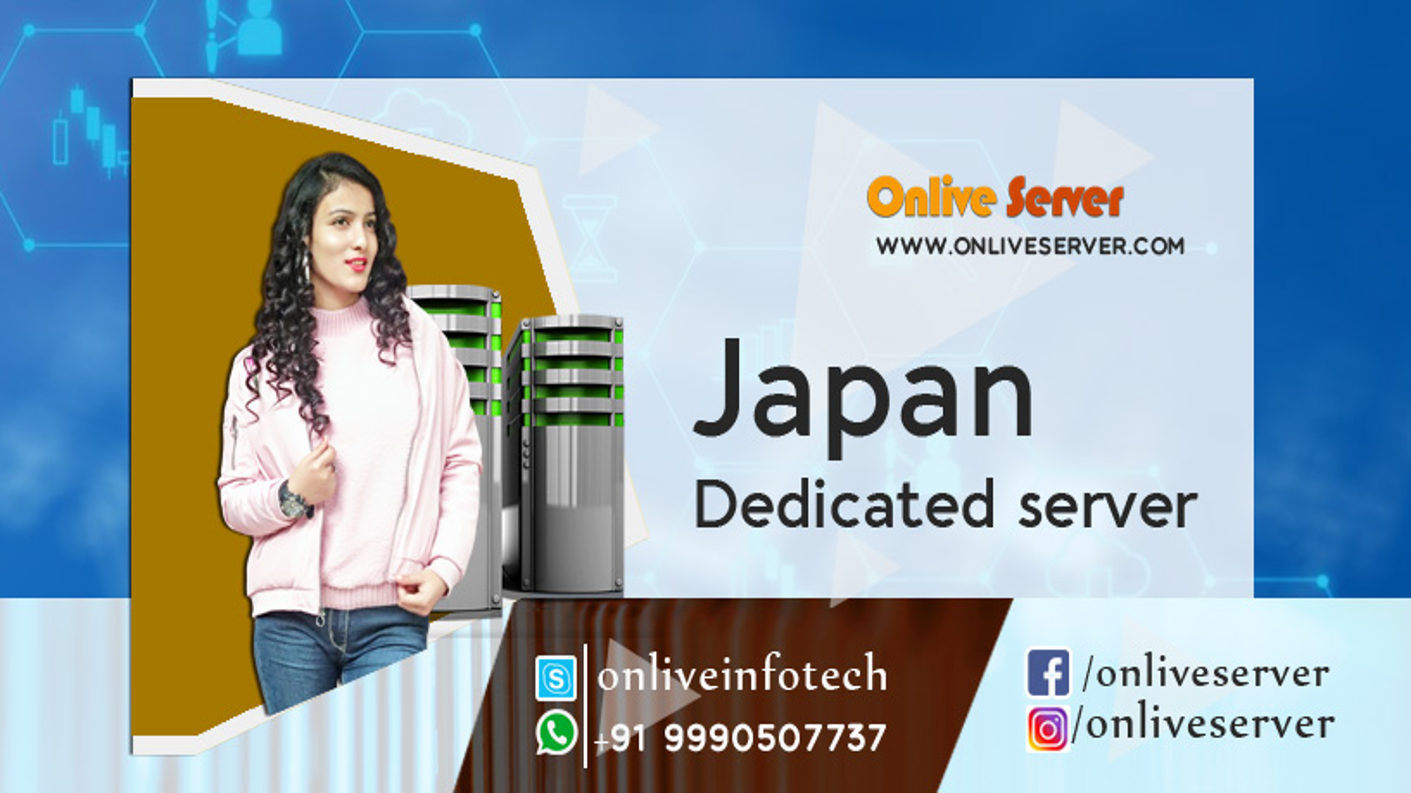 Cheap Japan Dedicated Server