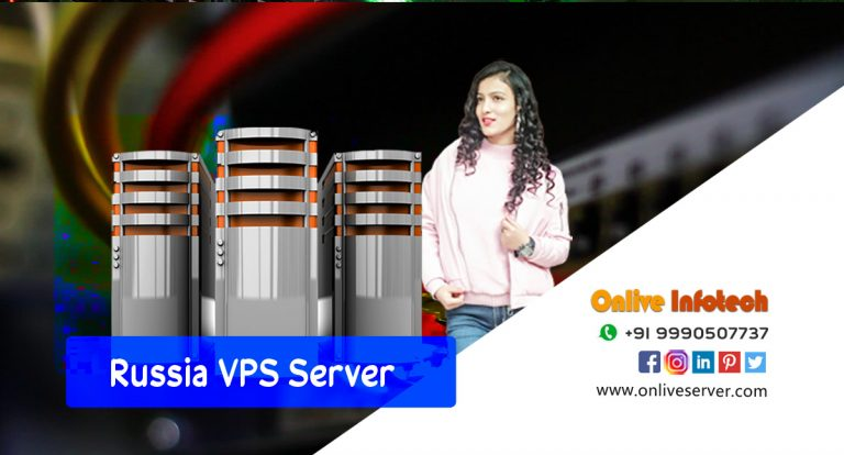 Russia VPS Hosting Solutions Available At Onlive Server