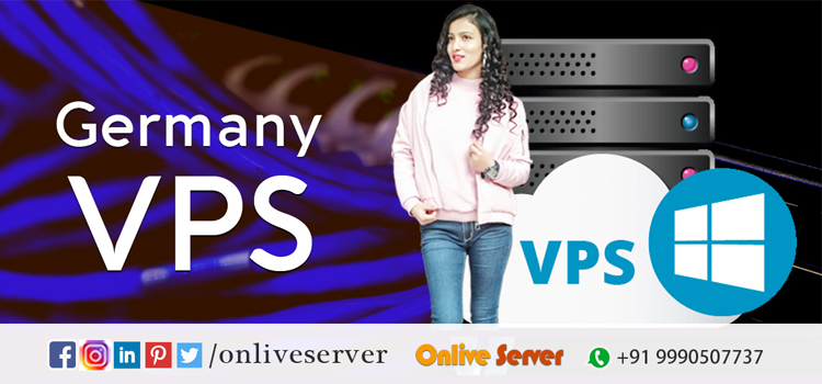 Germany VPS Hosting Plans With Great Benefits