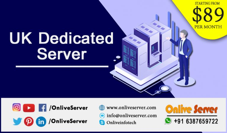 UK Dedicated Server Hosting Plans with Ensures Better Privacy Protection