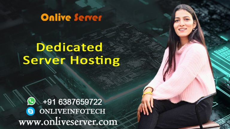 Everything about Dedicated Server Hosting