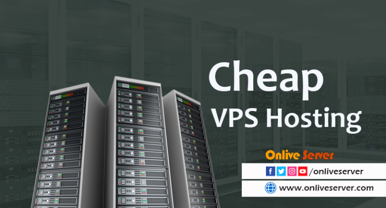 Best Expandable with Cheap VPS by Onlive Server