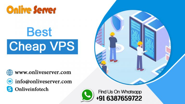 Make Your Business Branded with Best Cheap VPS – Onlive Server