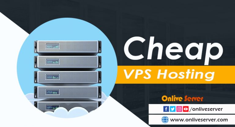 Flexible and Cheap VPS Hosting by Onlive Server