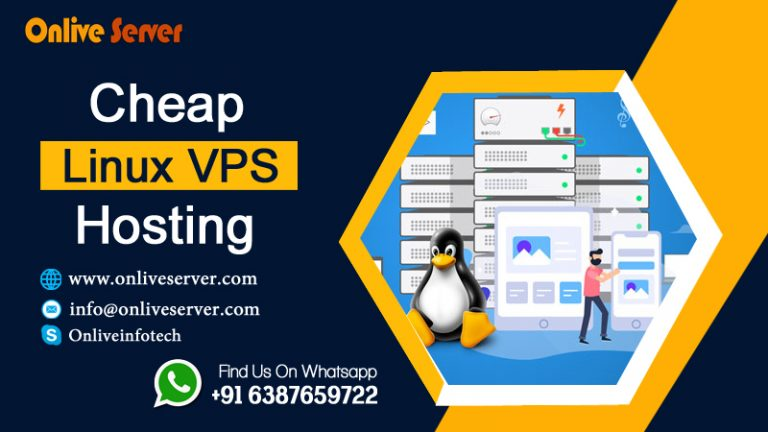 Get Cheap Linux VPS Server with the Best Performance