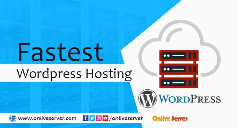 Grab Wonderful WordPress Services by Onlive Server