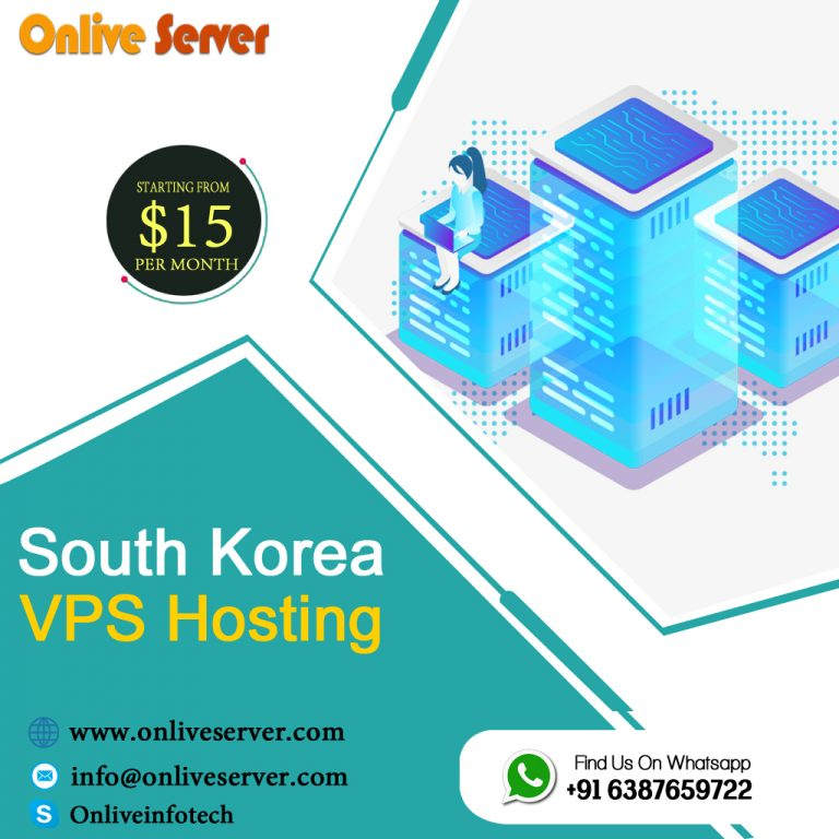 Progress your Business with the South Korea VPS Hosting